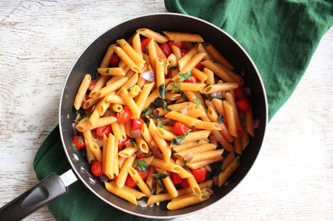 10 Best Dairy Free Pasta Dishes Recipes
