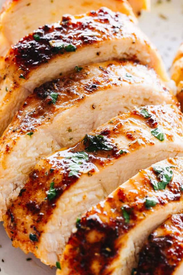 10 Best Dry Rub Baked Chicken Recipes