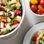 10 Best Greek Pasta Salad With Feta Cheese Recipes