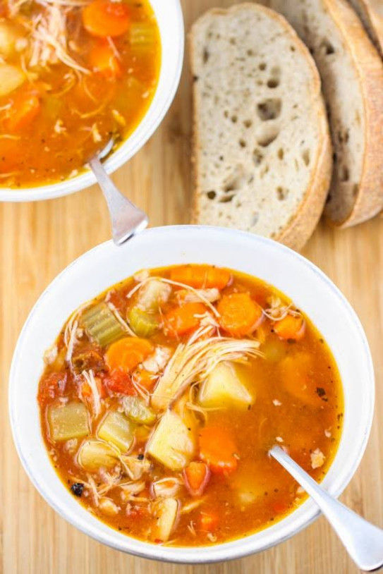 10 Best Healthy Crock Pot Chicken Stew Recipes