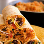 10 Best Healthy Vegetarian Wraps Recipes