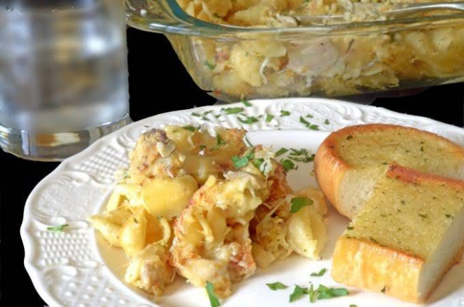 10 Best Leftover Chicken Casserole Recipes