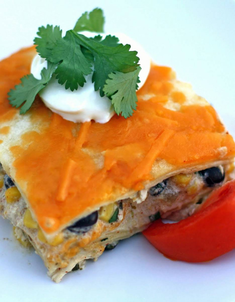 10 Best Mexican Chicken Lasagna with Tortillas Recipes