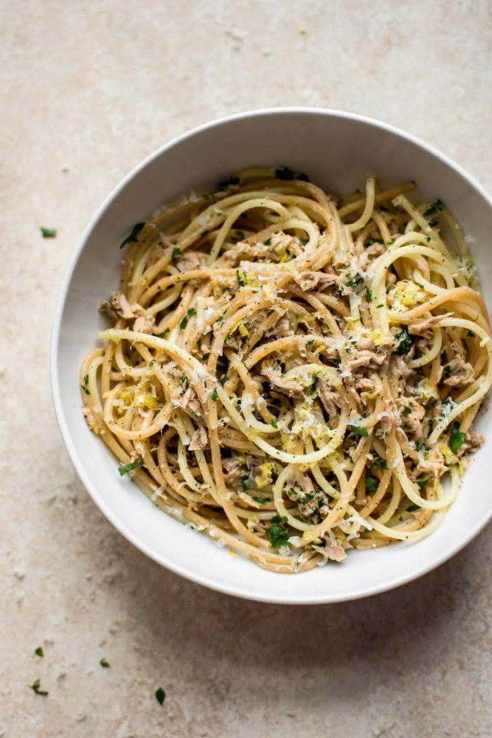 10 Best Pasta With Canned Tuna Fish Recipes