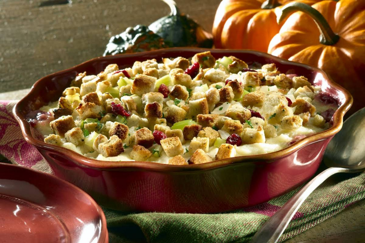 10 Best Turkey Cranberry Casserole Recipes