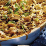 10 Best Wild Rice Casserole With Cream Of Mushroom Soup …