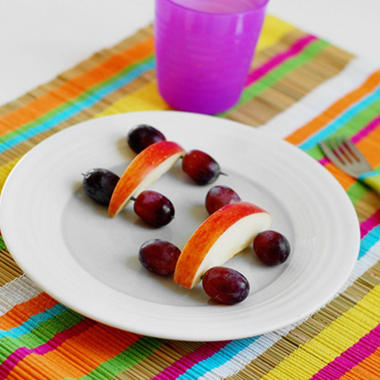 10 Creative & Healthy Snacks For Kids   Recipes ...