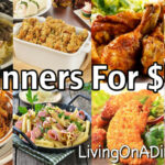 10 Dinners For $5 – Cheap Dinner Recipes And Ideas …