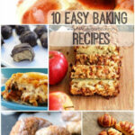 10 Easy Baking Recipes – Fill My Recipe Book