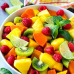 10 Easy Fruit Salad Recipes To Add To Your Menu | Chiclypoised