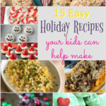 10 Easy Holiday Recipes Your Kids Can Help Make