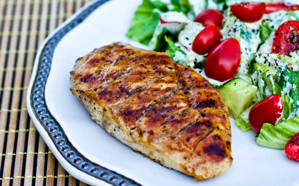 10 Easy Marinated Grilled Chicken Recipes