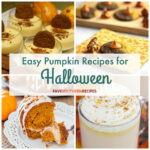 10 Easy Pumpkin Recipes For Halloween …