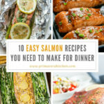 10 Easy Salmon Recipes You Need To Make For Dinner …