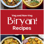 10 Easy Veg And Non Veg Biryani Recipes