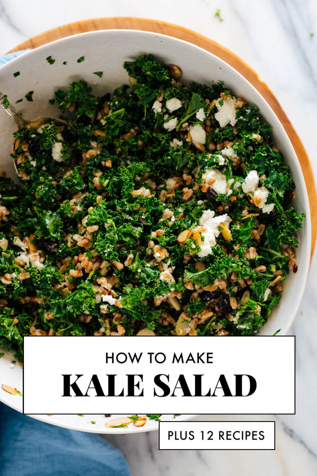 10 Favorite Kale Salads (plus tips!) - Cookie and Kate