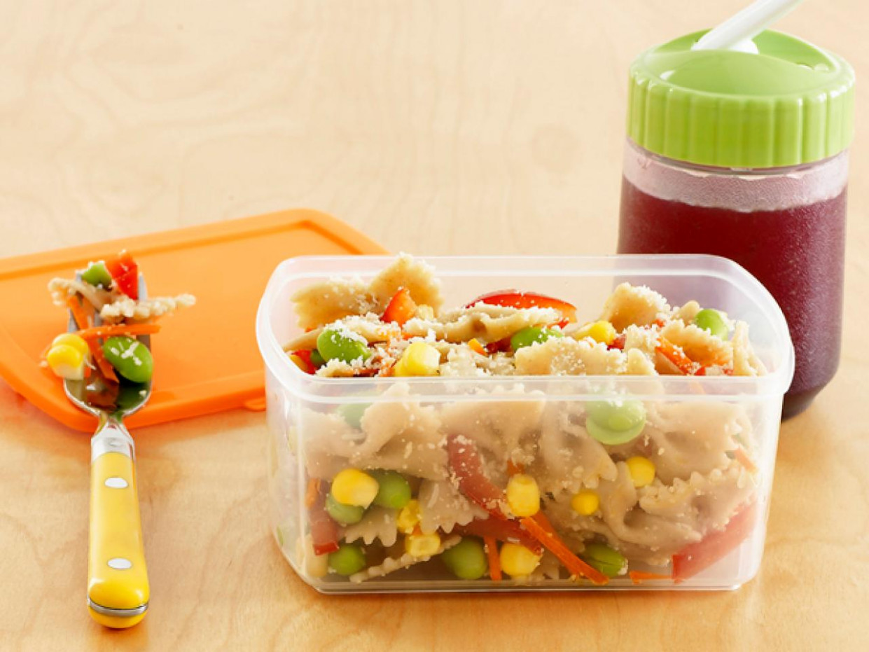 10 Fresh Brown-Bag Lunches for Kids | Food Network Healthy ...