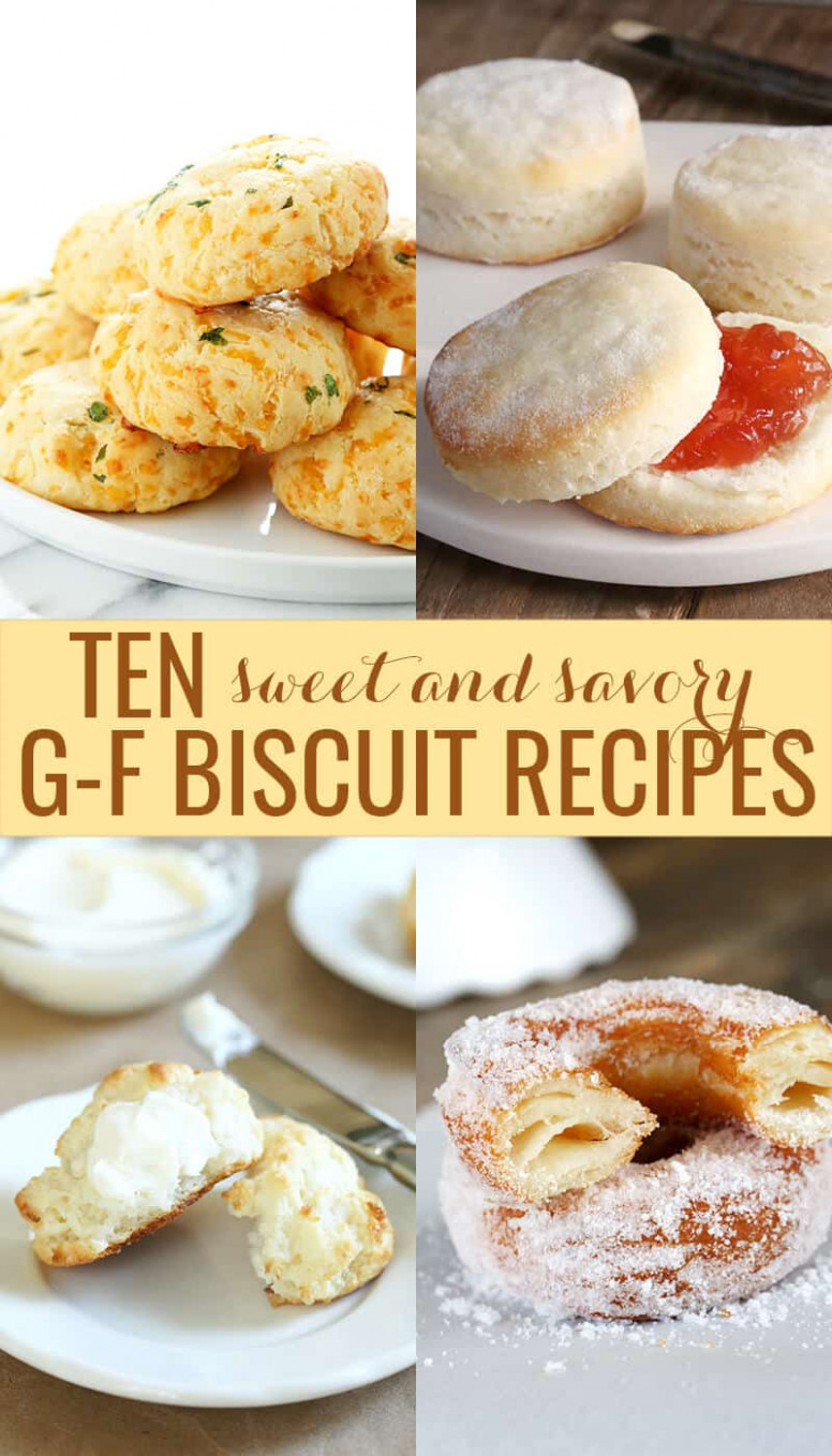 10 Gluten Free Biscuit Recipes ⋆ Great gluten free recipes ...