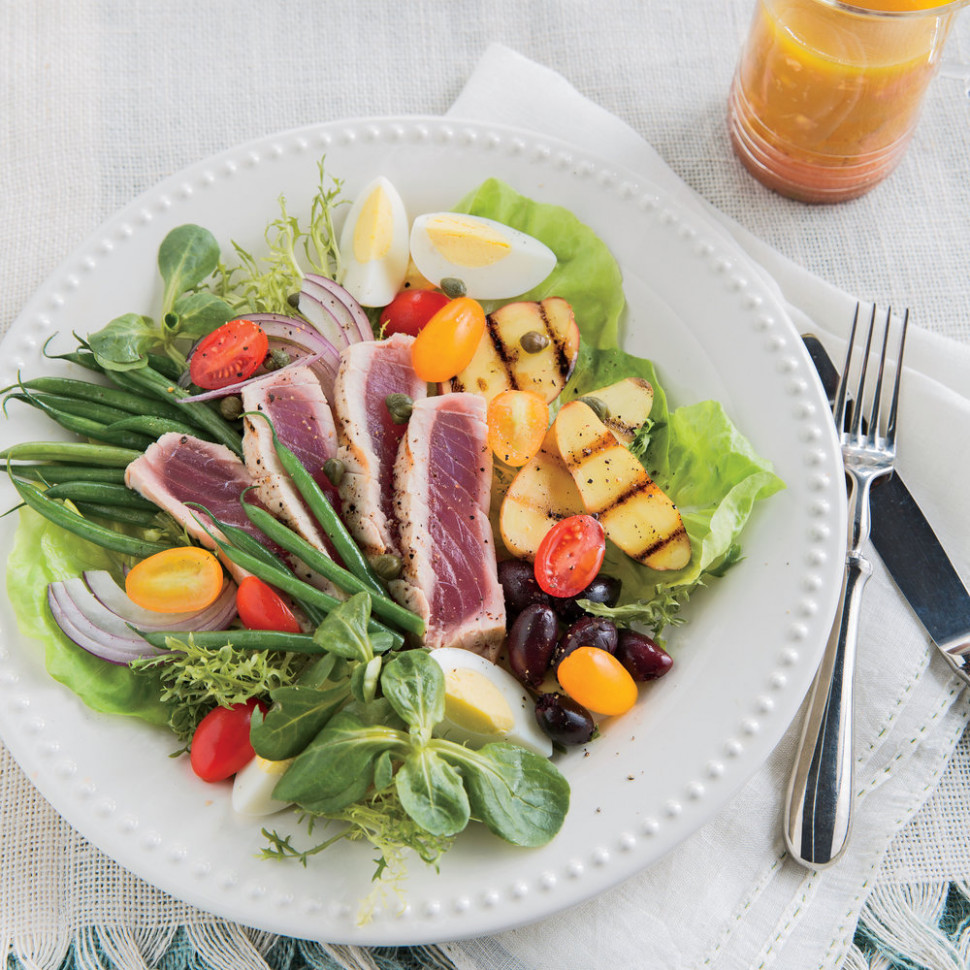 10 Healthy Salad Recipes - Coastal Living