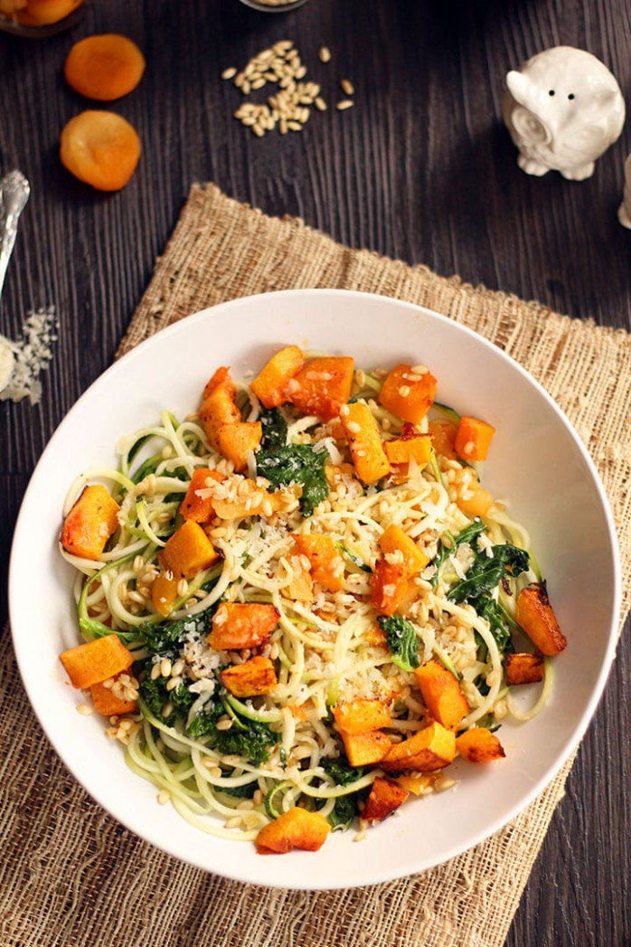 10 Healthy Spiralized Recipes Under 350 Calories ...