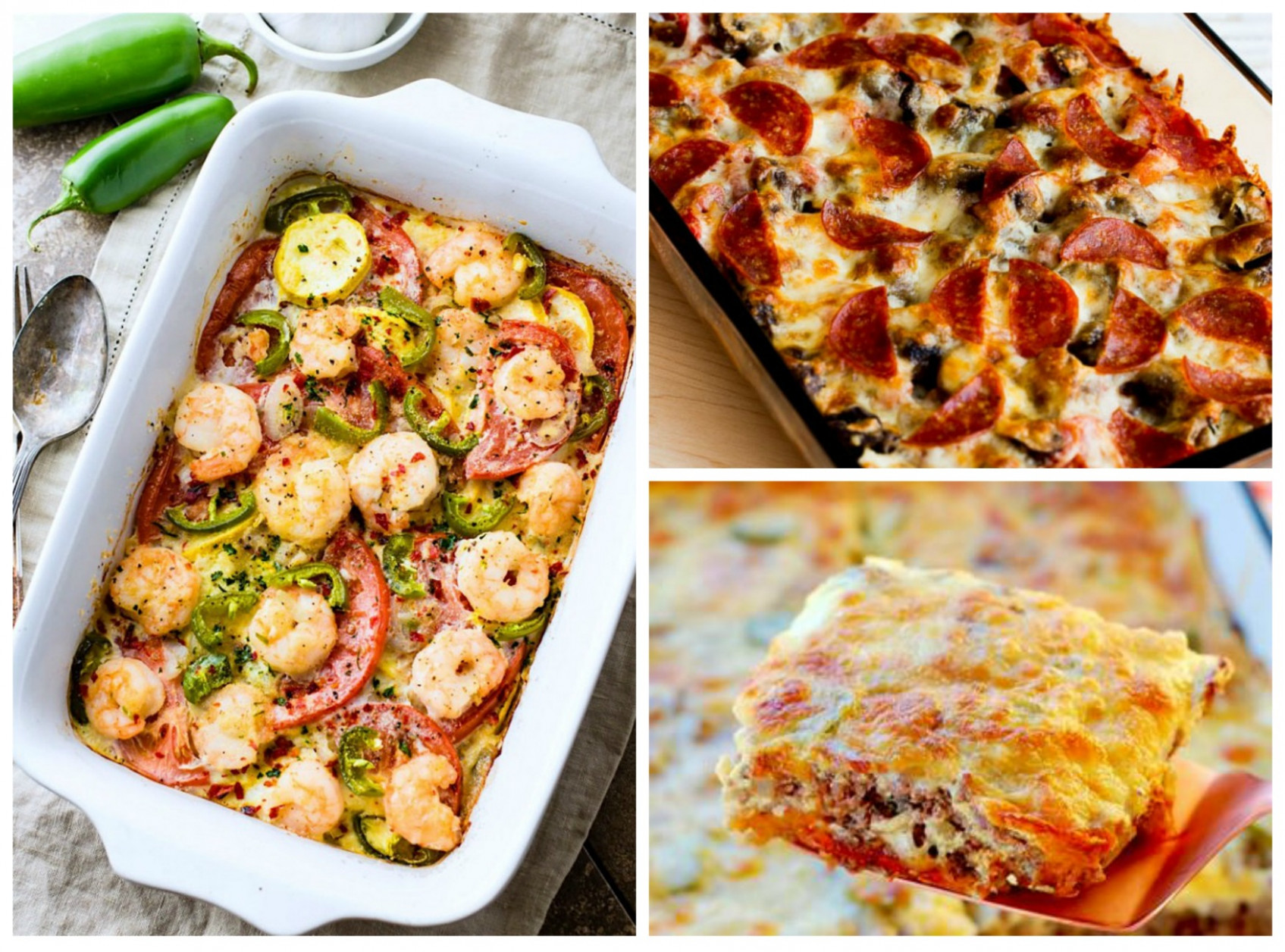 10 Keto Casseroles Your Whole Family Will Love - Sarah Blooms
