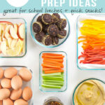 10+ Kid Friendly Weekly Food Prep Ideas (perfect For School …