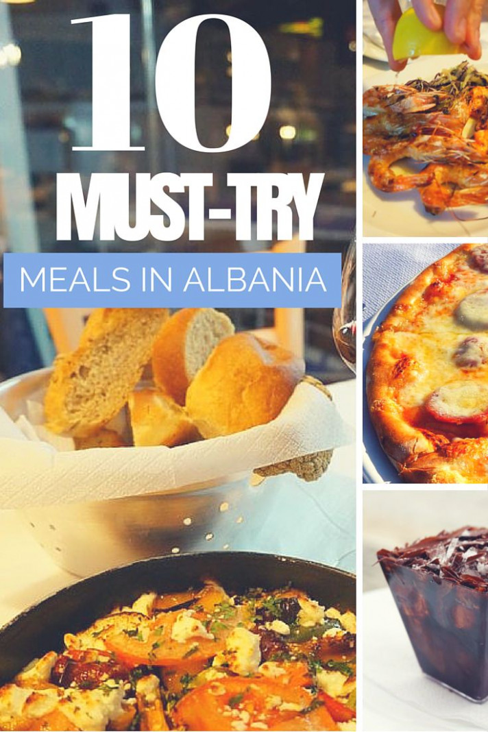 10 Must-Try Meals in Albania - Goats On The Road