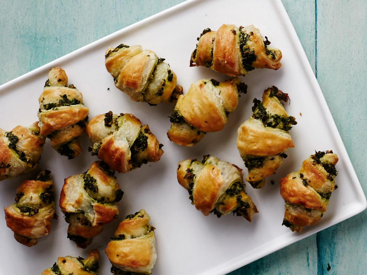 10 Puff Pastry Treats : Food Network | Recipes, Dinners and ...