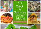 10 Quick & Guilt Free Dinner Ideas with Tyson® Grilled ...