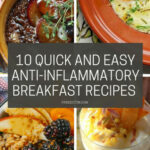 10 Quick And Easy Anti Inflammatory Breakfast Recipes …