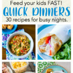 10 Quick Dinner Ideas For Your Busiest Soccer Nights