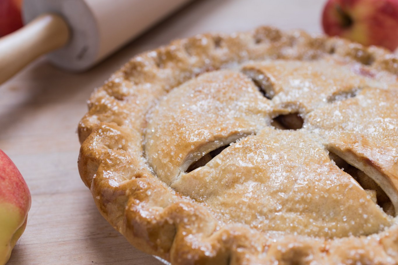 10 Recipes Every Cook Should Know: Apple Pie | CIA FOODIES