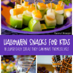 10 Ridiculously Easy Halloween Recipes Kids Can Help Make