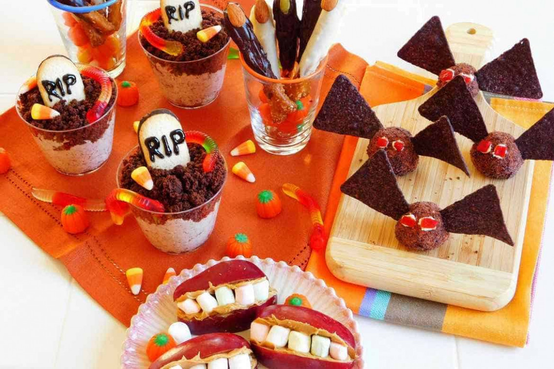 10 Spooky Recipes For Healthy Halloween Treats – Your ...