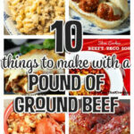 10 Things To Make With A Pound Of Ground Beef – Recipes …