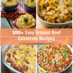 100+ Easy Ground Beef Casserole Recipes …
