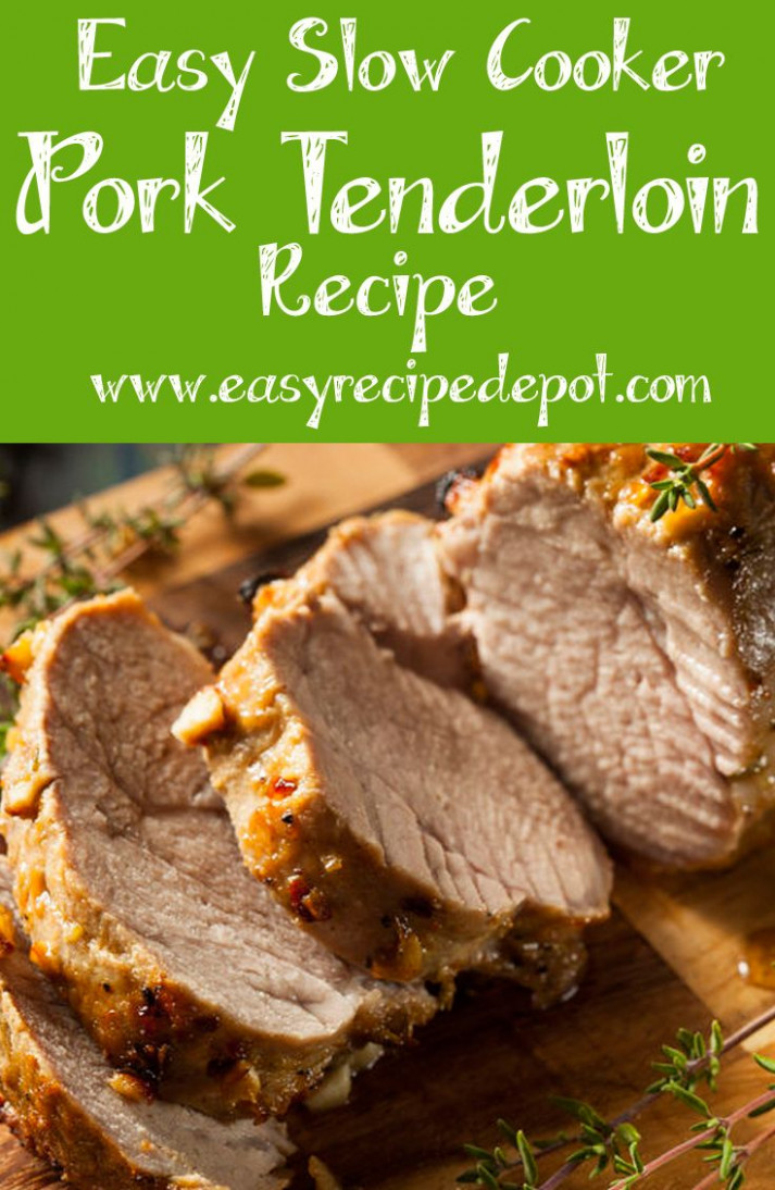 100+ Easy pork tenderloin recipes on Pinterest | Oven ...