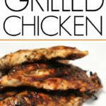100+ Grilled Chicken Recipes On Pinterest   Marinated …