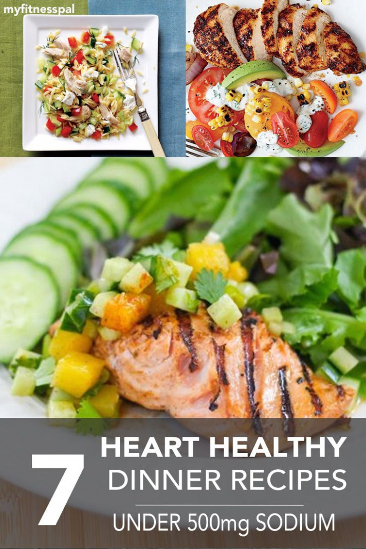 100+ Heart healthy recipes on Pinterest | Heart healthy ...