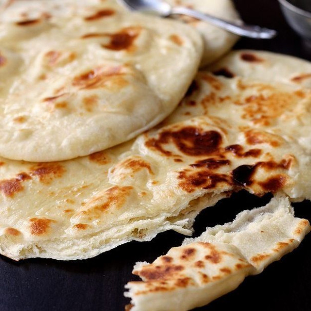100+ Naan Bread Recipes on Pinterest | Naan recipe ...
