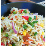 100+ Orzo Salad Recipes On Pinterest   Orzo, Recipes With …