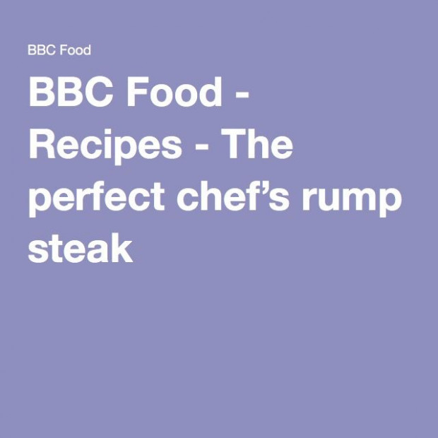 100+ Rump steak recipes on Pinterest | Rump steak, Beef en ...