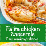 1000+ Ideas About Chicken Fajita Casserole On Pinterest …