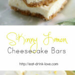 1000+ Ideas About Lemon Cheesecake Bars On Pinterest | Bar …