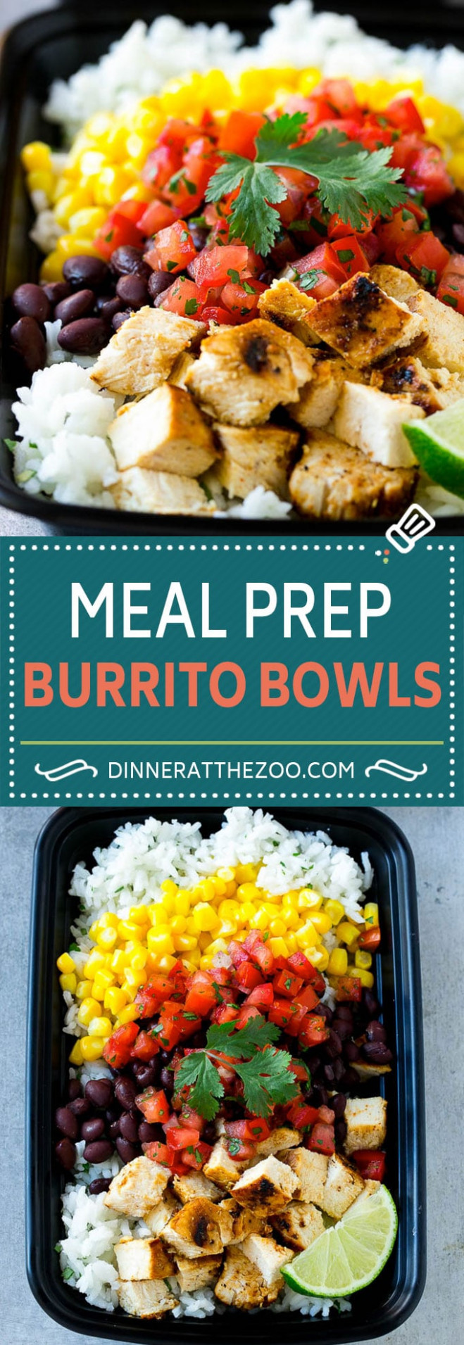 11 Easy Meal Prep Recipes - Dinner at the Zoo