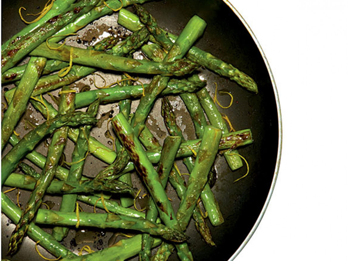 11 Healthy Asparagus Recipes - Cooking Light