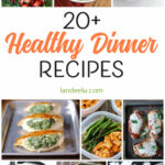 11+ Healthy Dinner Recipes For Your Family – Landeelu