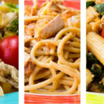 11 Healthy Pasta Recipes For Weight Loss | Easy Pasta Recipes