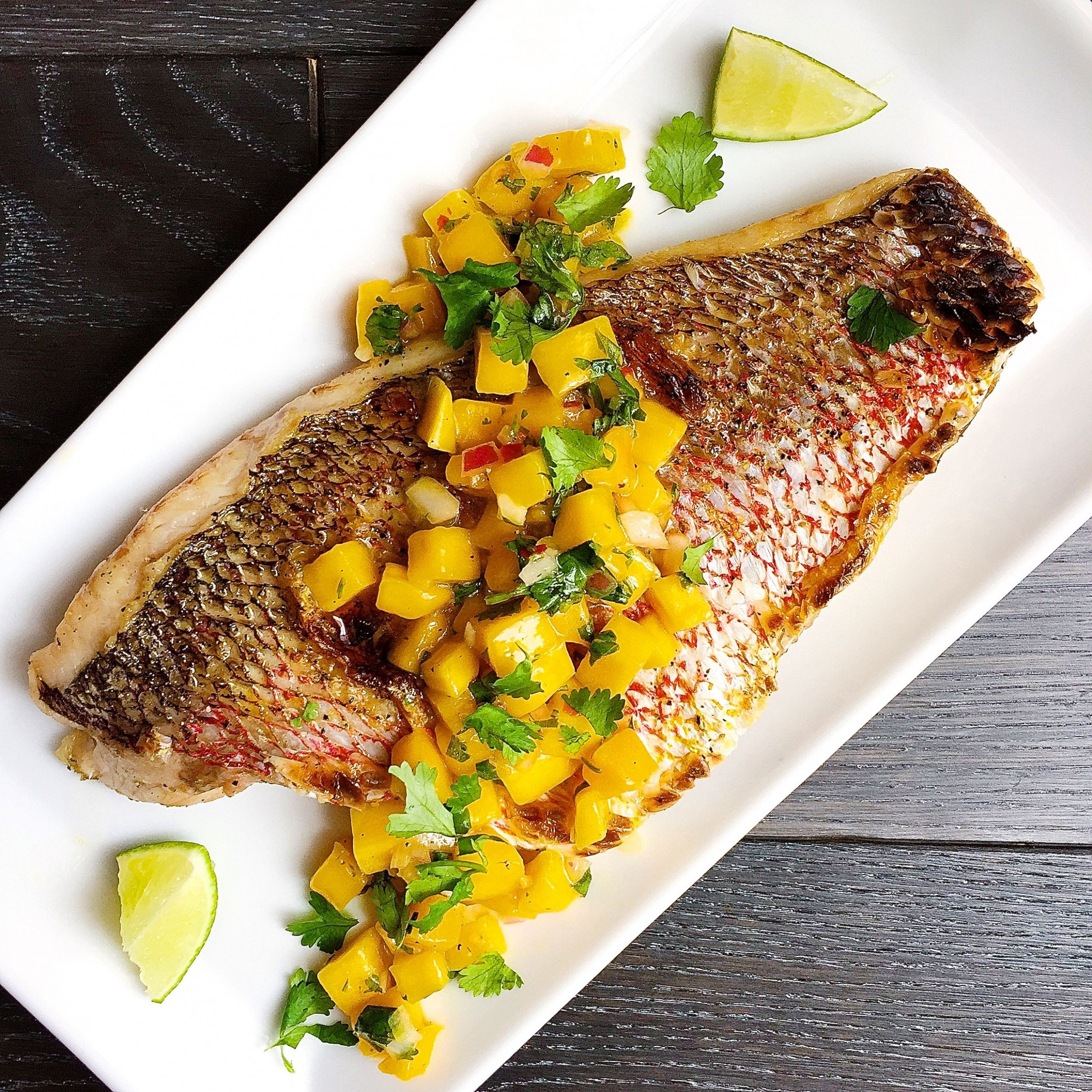 11+ Healthy Seafood Recipes - Easy Light Fish Recipes