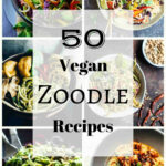 11 Vegan Zoodle (Zucchini Pasta) Recipes | The Stingy Vegan